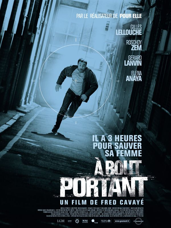 FILM A bout portant