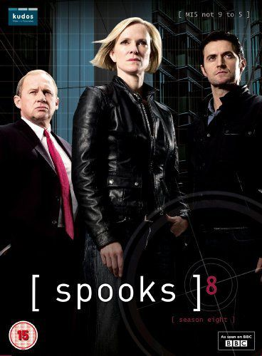 Spooks MI 5 [Saison 08 FRENCH] [01 à 08/08] [FS]