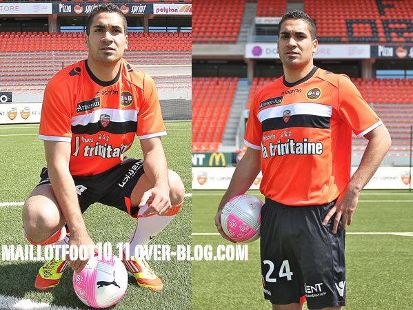 maillots-2012-2013-lorient